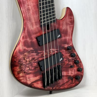Mayones Jabba 5 VF - Antique Emerald Red for sale