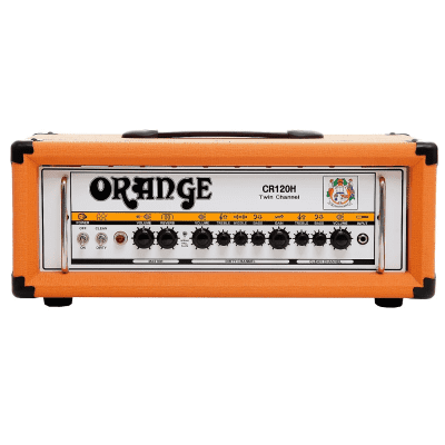 Orange CR120H Crush Pro 120-Watt Guitar Head