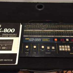Korg EX-800 1984