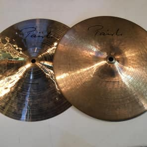 "Paiste 13"" Dimensions Thin Heavy Hi-Hat Cymbals (Pair)"