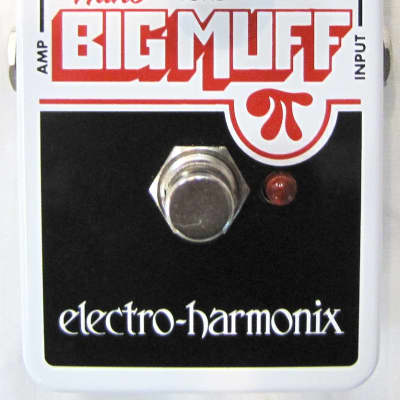 Used Electro-Harmonix EHX Nano Big Muff Pi Distortion Fuzz Overdrive Pedal!