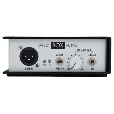 Warm Audio Direct Box Active DI