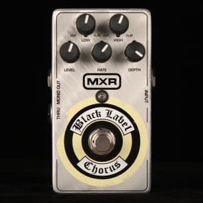 MXR ZW-38 Black Label Chorus