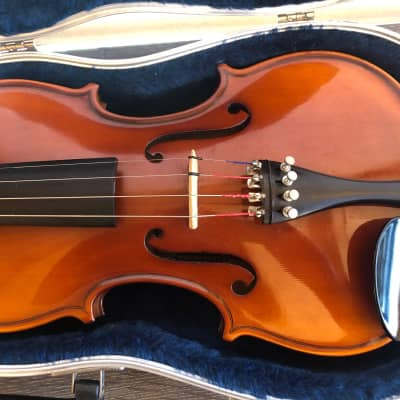Knilling 4/4 Bucharest Violin w/Case and Bow No. 45955