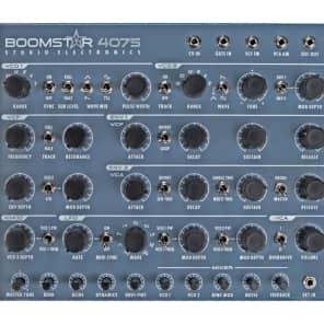 Studio Electronics Boomstar 4075 Desktop Analog Synth