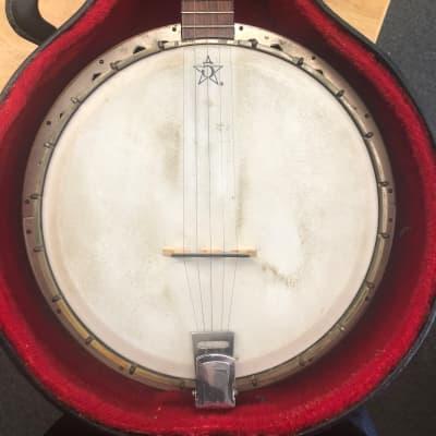 Leo Master 5 string banjo 30s-40s for sale