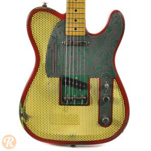 James Trussart Steelcaster Three Tone Ganja 2012