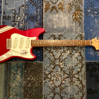 Fender Cyclone II 2003 Candy Apple Red for sale