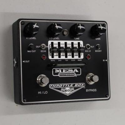 Mesa Boogie Throttle Box EQ for sale