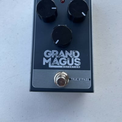 TC Electronic Grand Magus Distortion True Bypass Guitar Effect Pedal