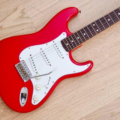 2004 Fender Stratocaster '62 Vintage Reissue Torino Red ST62-66US Japan CIJ w/ USA Pickups for sale