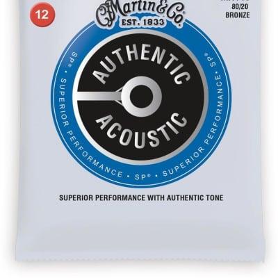 Martin MA140 Authentic Acoustic SP Light