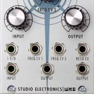 Studio Electronics Boomstar Modular System Modstar 4075 Filter Module