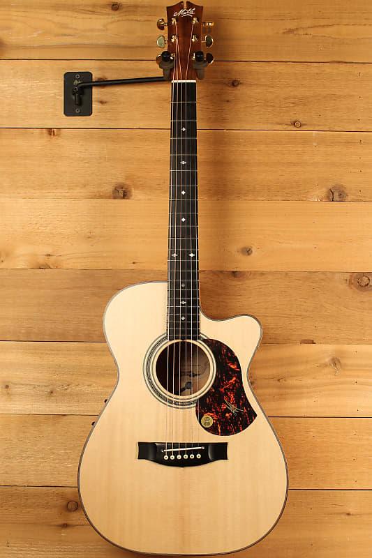 maton ebg 808c mic fix michael fix signature guitar sitka and reverb. Black Bedroom Furniture Sets. Home Design Ideas