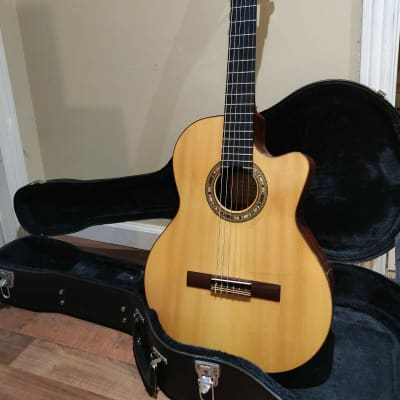 Orpheus Valley F65CW Fandango Acoustic-Electric Classical for sale