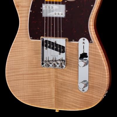 Fender Rarities Flame Maple Top Chambered Telecaster (111)
