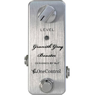 One Control BJF Series Granith Grey Booster for sale