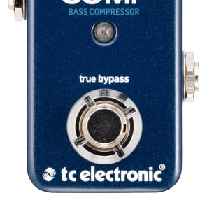 Open Box TC Electronic SpectraComp Bass Compressor Spectra Comp