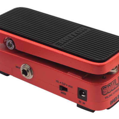 Hotone SP10 Soul Press Wah Volume Expression Guitar Effects Pedal for sale