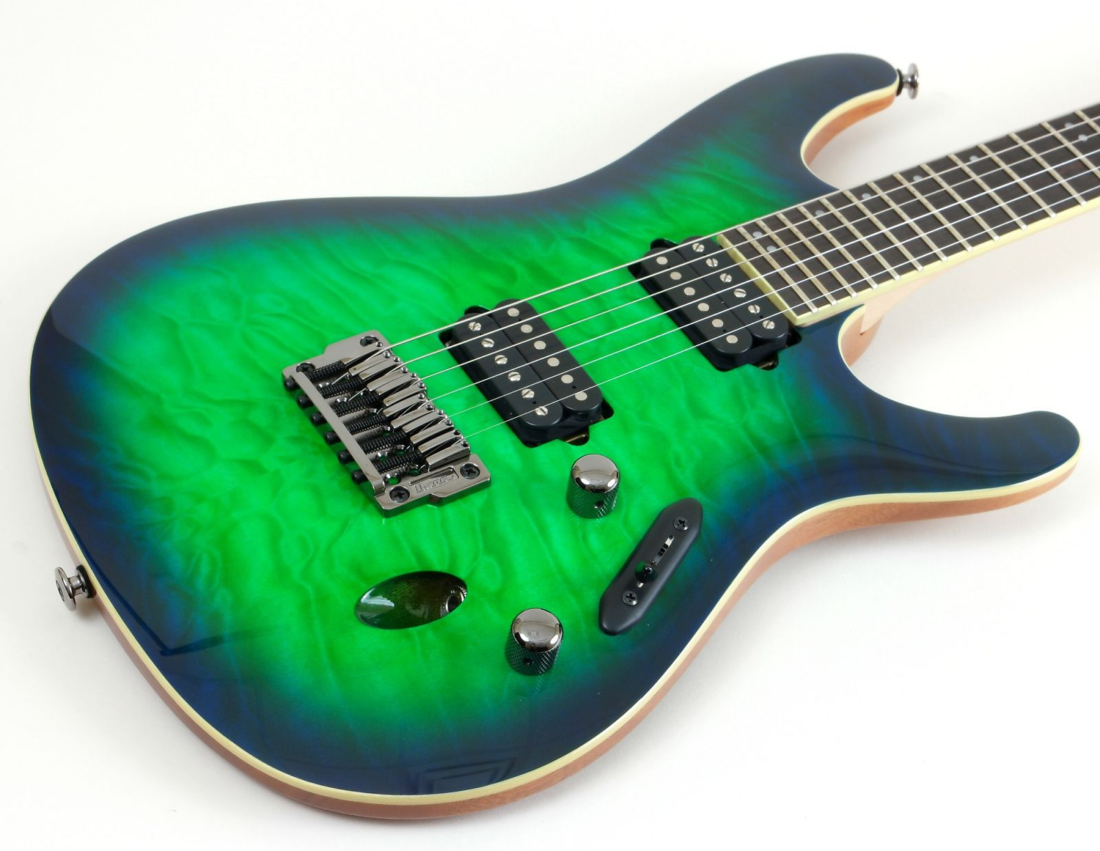 ibanez s6521q slg s prestige series hh quilted maple top reverb. Black Bedroom Furniture Sets. Home Design Ideas