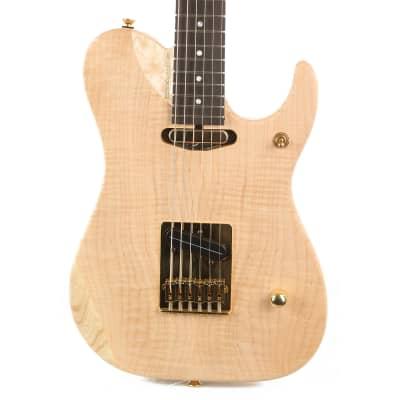 Washburn Nele Deluxe Nuno Bettencourt Signature Guitar Natural for sale