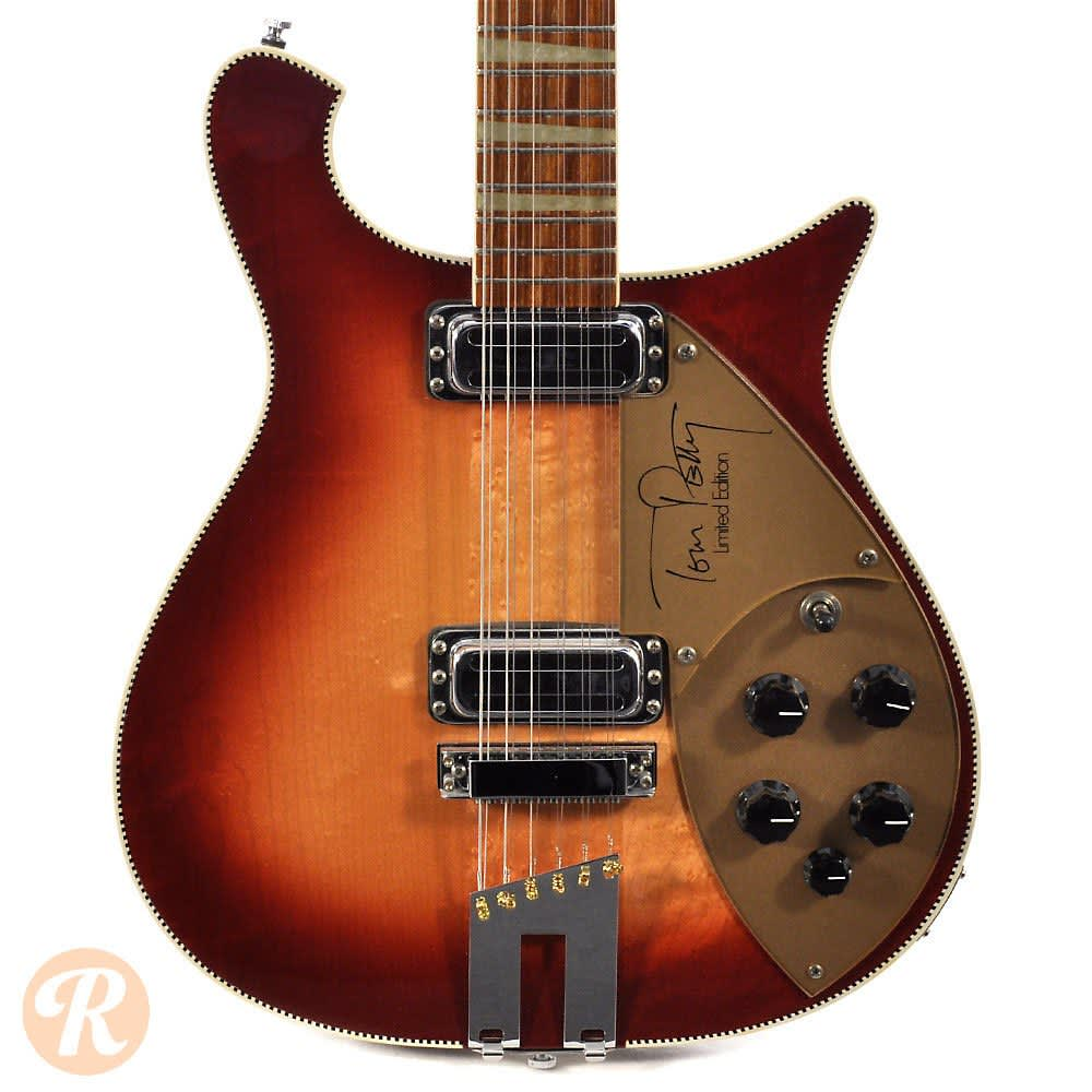 rickenbacker 660 12 tom petty signature 1992 price guide reverb. Black Bedroom Furniture Sets. Home Design Ideas