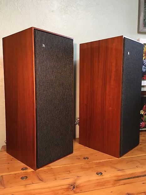 B Amp O Beovox 2600 Bang Olufsen Vintage Speakers Reverb