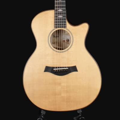 Taylor 614ce Builder's Edition Acoustic Electric Guitar (9110)