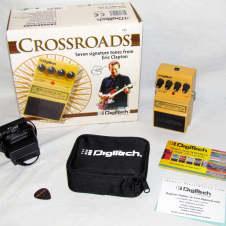 DigiTech Crossroads Eric Clapton Modeling Guitar Pedal