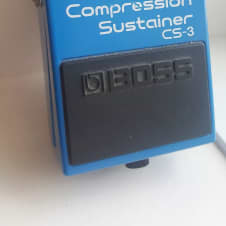 Boss CS-3 Compression Sustainer w/ Mods