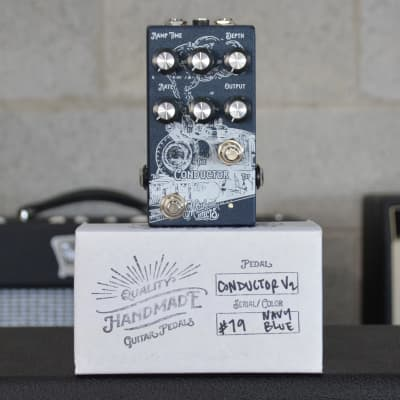 Matthews Effects The Conductor V2 Tremolo Pedal (Pre-owned)