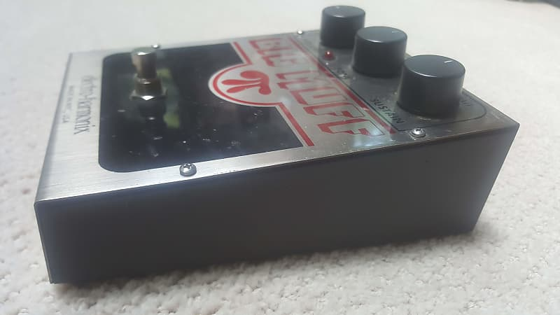 electro harmonix big muff pi fuzz guitar effect pedal reverb. Black Bedroom Furniture Sets. Home Design Ideas