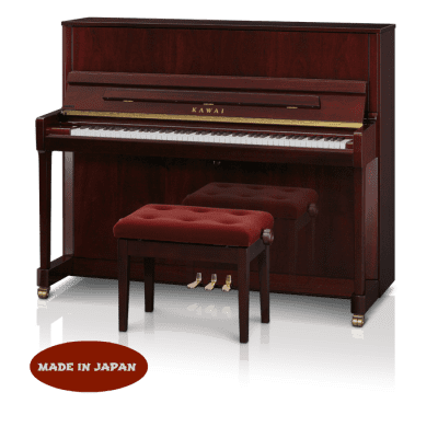 Kawai K300JMP 122 cm upright piano polished mahogany (K-300JMP)