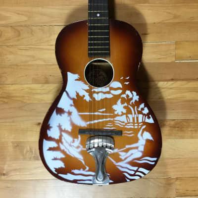 Stencil Guitar