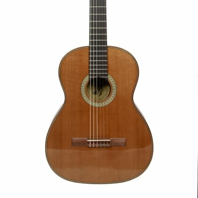Wolfgang Teller 748 C 2020 Hochglanz Konzertgitarre for sale