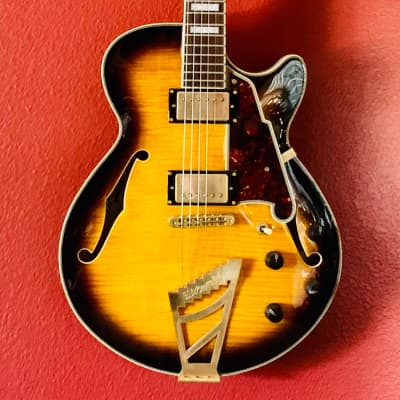 D'Angelico EX-SS Semi-Hollowbody Guitar