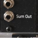 Make Noise modDemix Black Panel