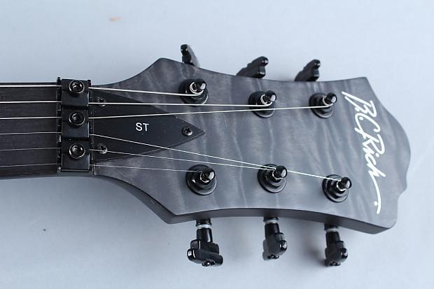 bc rich mockingbird st electric guitar with floyd rose satin reverb. Black Bedroom Furniture Sets. Home Design Ideas