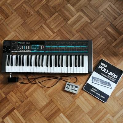 Korg Poly-800 Polyphonic Analog Synthesizer