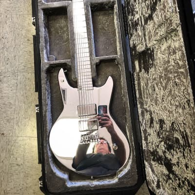 Electrical Guitar Company Series One all aluminum 7 string 26.5 2019 Polished