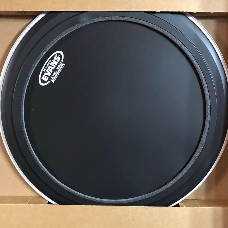 evans bd18emadonyx 18 onyx batter bass drum head reverb. Black Bedroom Furniture Sets. Home Design Ideas