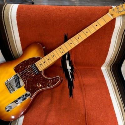 Fender USA Custom Telecaster NOS Tobacco Sunburst/0830