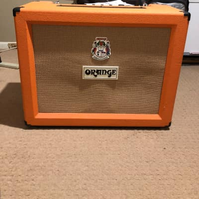 Orange  AD 30 R 90's Made in England