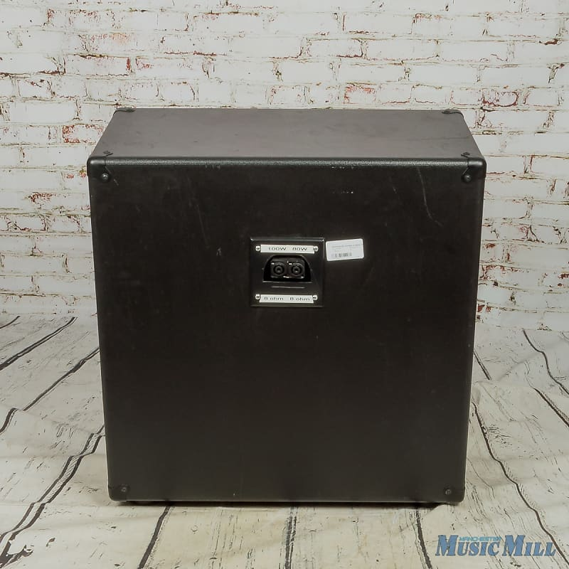 powered by omega custom 2x12 guitar cabinet used reverb. Black Bedroom Furniture Sets. Home Design Ideas