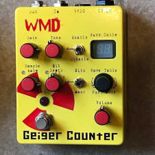 WMD  Geiger Counter Bass Mod