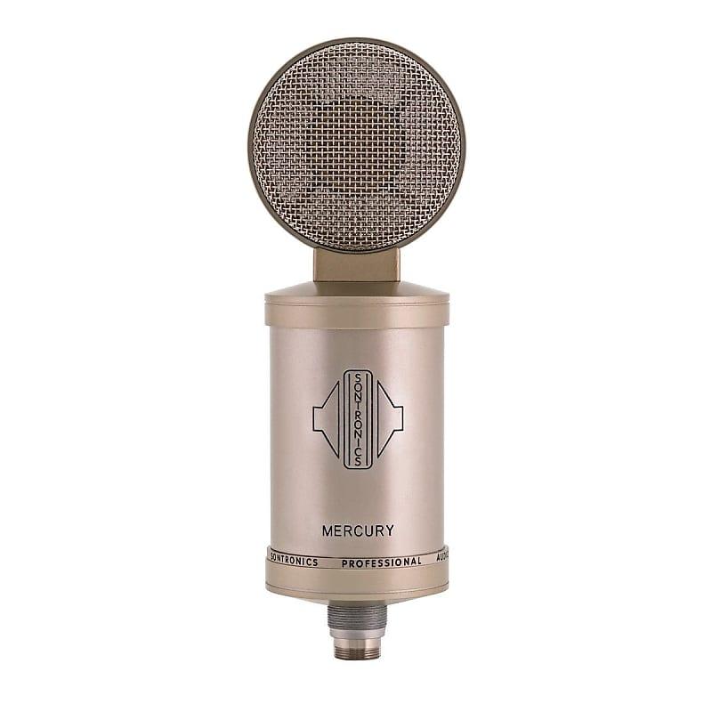 Mercury Tube Microphone