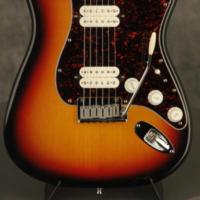 1997 Fender Big Apple Stratocaster Sunburst made in USA for sale