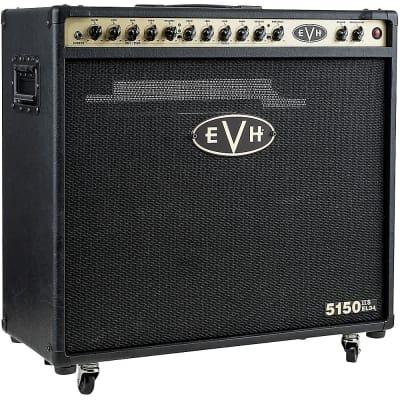 "EVH 5150 III S EL34 3-Channel 50-Watt 2x12"" Guitar Combo"