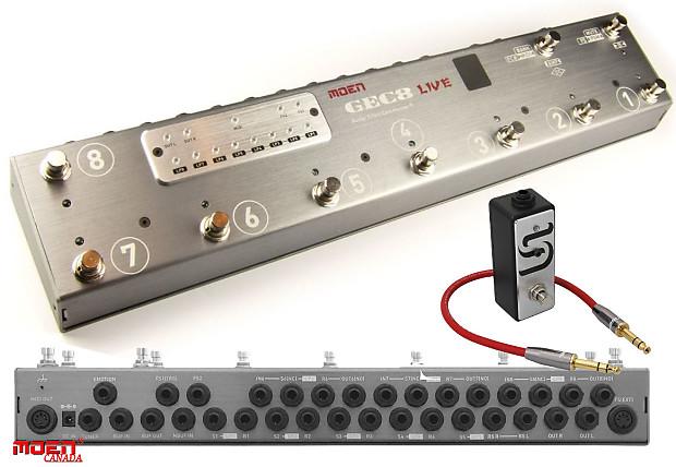 Midi Looper Pedal : moen gec8 live enhanced vers with midi pedal switcher guitar reverb ~ Russianpoet.info Haus und Dekorationen