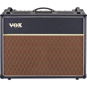 "Vox AC30C2X Custom 2-Channel 30-Watt 2x12"" Blue Alnico Guitar Combo"